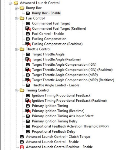 Advanced Launch Control Folderr