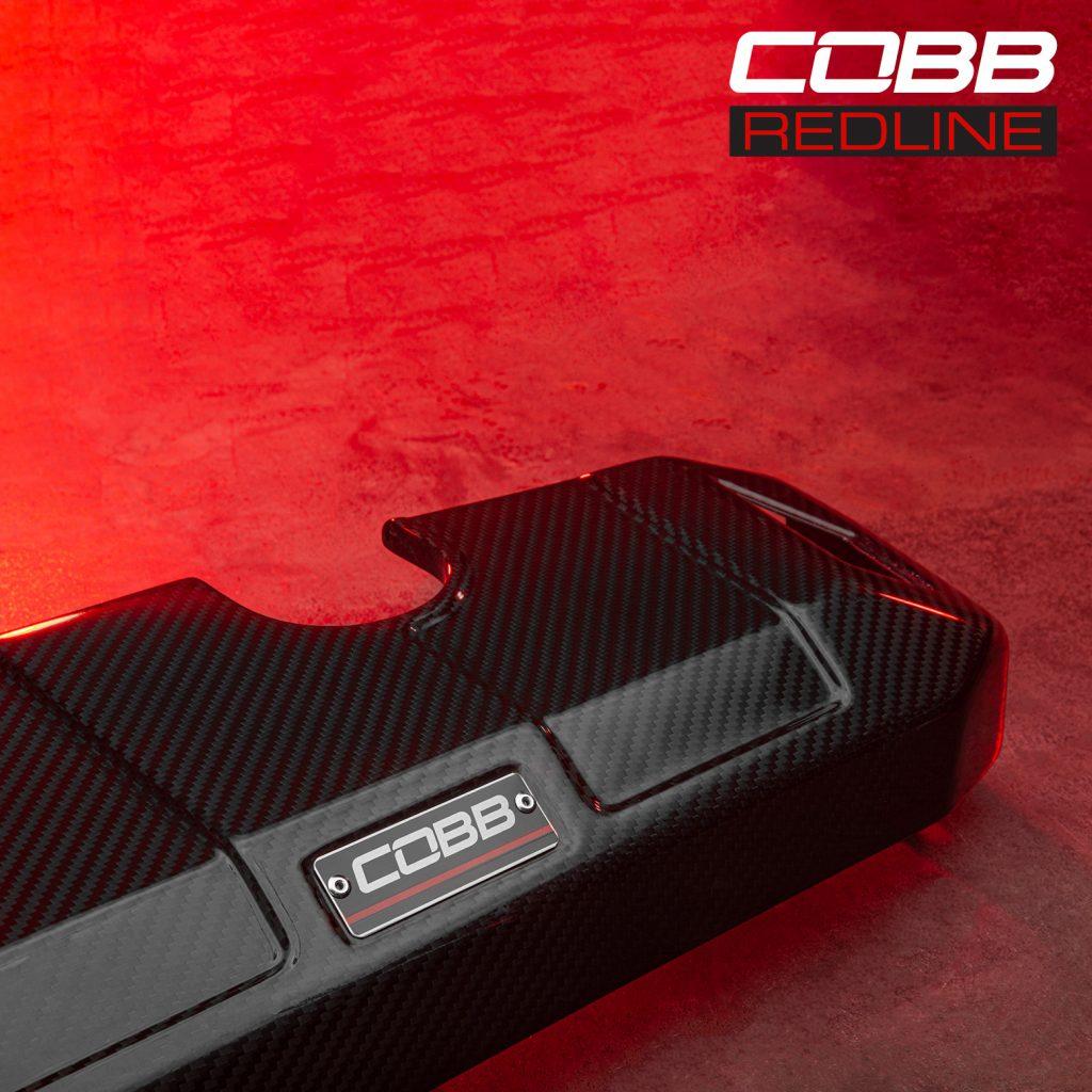 redline carbon fiber coolant cover