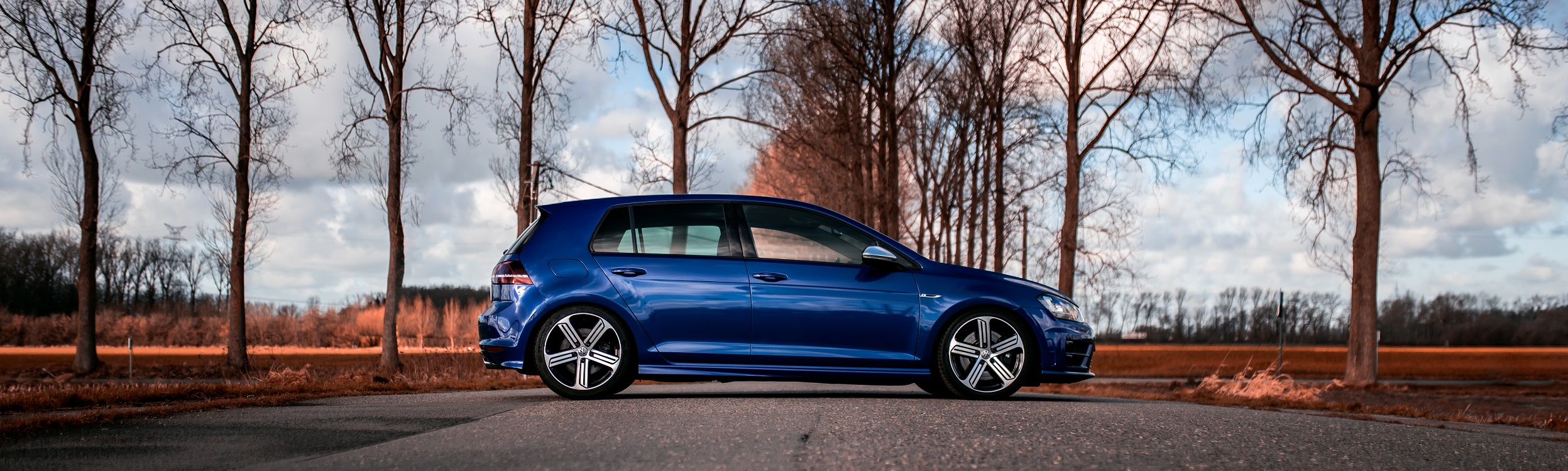 Volkswagen Golf R Stage Packages
