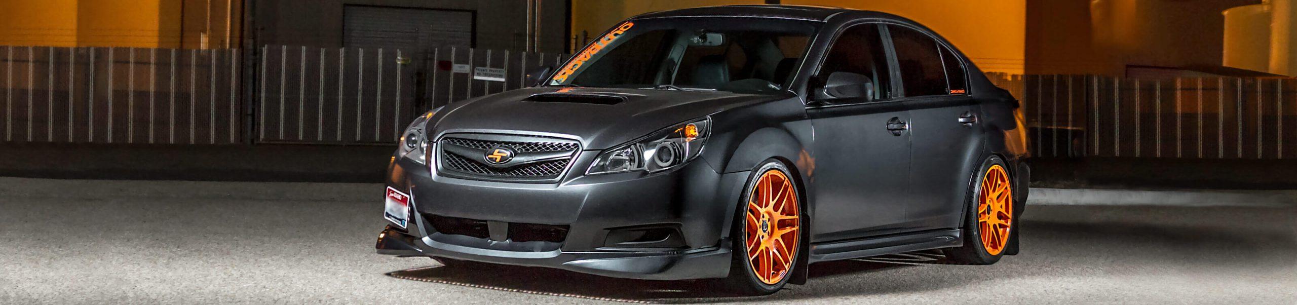 Subaru Legacy GT