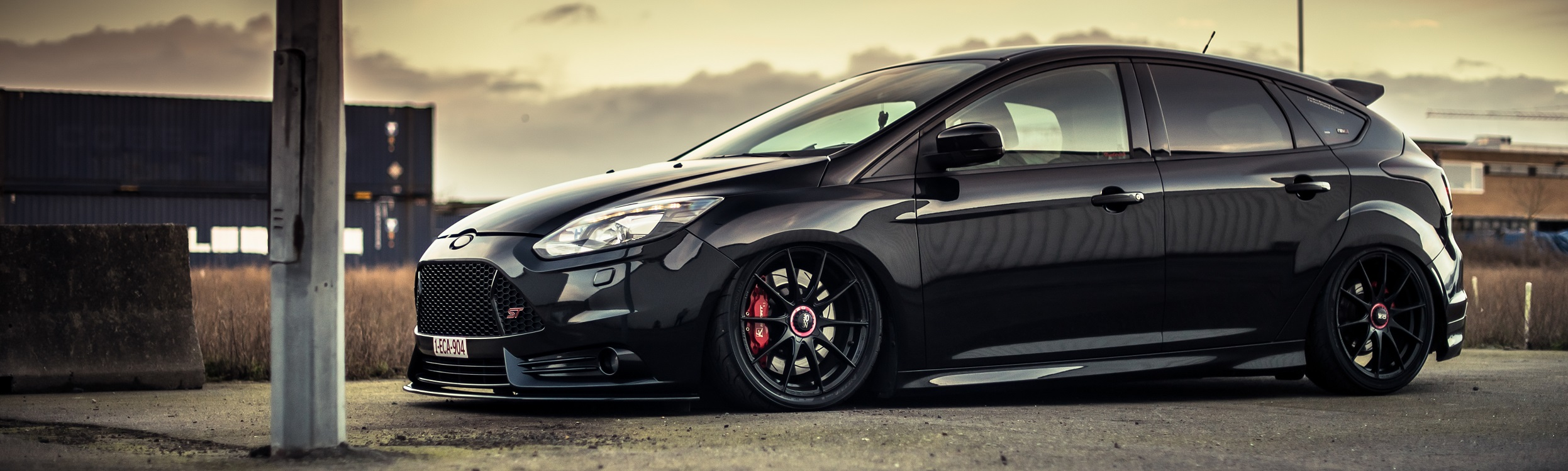 Ford Focus ST Stage Packages