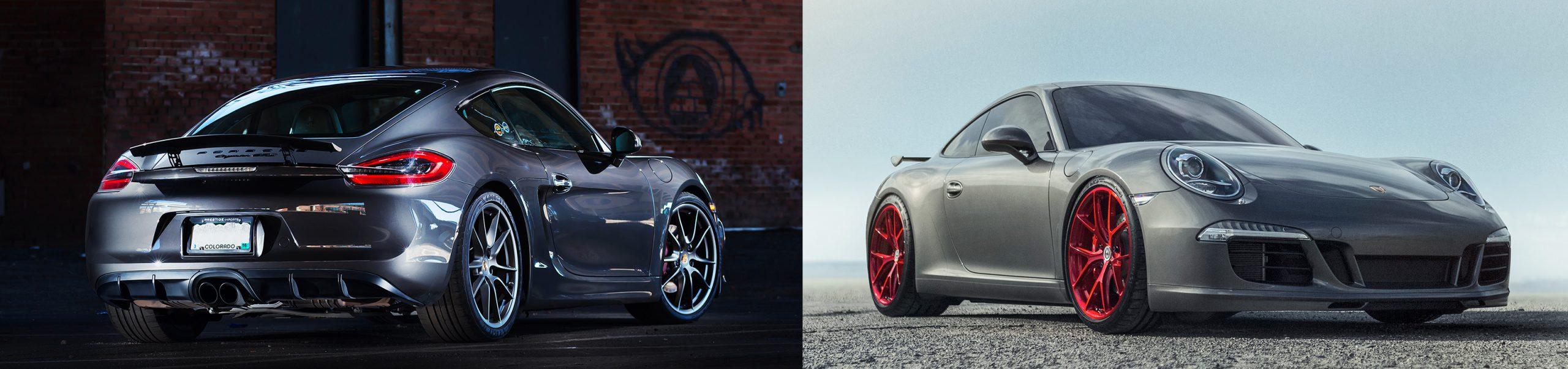 Porsche Tuning & Aftermarket Performance Parts